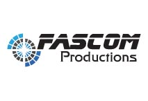 Logo Design for Fascom Productions in New Jersey