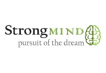 Logo Design for Strong Mind Blog in New Jersey