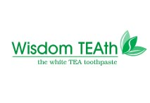 Logo design for Wisdom TEAth Toothpaste in New Jersey