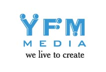 Logo design for YFM Media in New Jersey